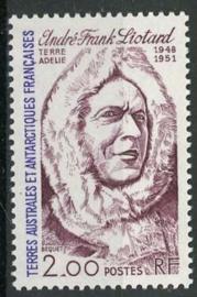 Antarctica Fr., michel 202, xx
