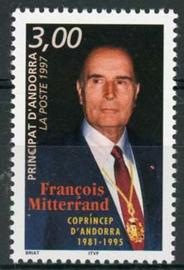 Andorra Fr., michel 505, xx