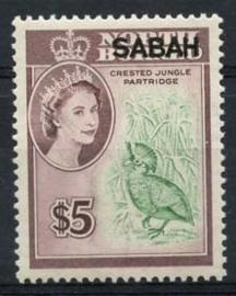 Saba ( Maleisie) , michel 327, xx
