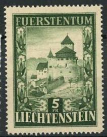 Liechtenstein, michel 309, x