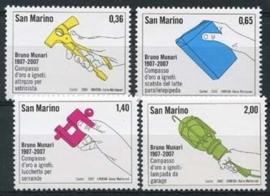 San Marino , michel 2291/94 , xx