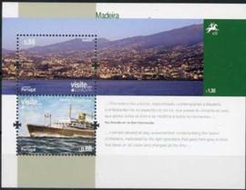 Madeira, michel blok 52, xx