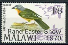 Malawi, michel 127, xx