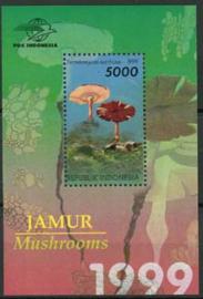 Indonesie, zbl. blok 163, xx