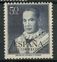 Spanje, michel 996, xx