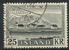IJsland, michel 319, o