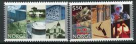 Noorwegen, michel 1436/37, xx