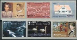 Finland, michel 1680/85, xx