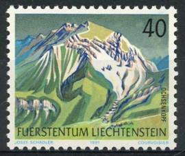 Liechtenstein, michel 1023, xx