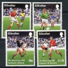 Gibraltar, michel 814/17, xx