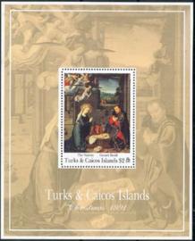 Turks, michel blok 112, xx
