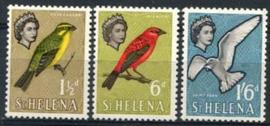 St.Helena, michel 147/151/155, xx
