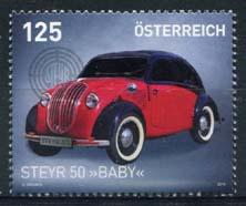 Oostenrijk, michel 3376, xx