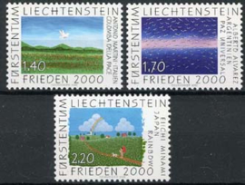 Liechtenstein, michel 1238/40, xx