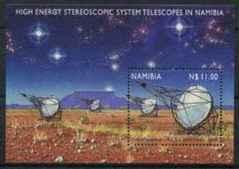 Namibie, michel blok 54, xx