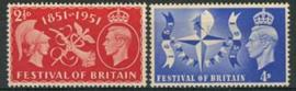 Engeland, michel 255/56, xx