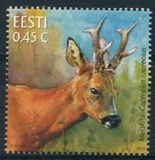 Estland, michel 722, xx