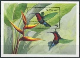 St.Vincent, michel blok 75, xx