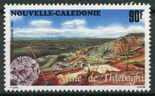 N.Caledonie, michel 1024, xx