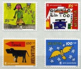 Zwitserland, michel 1986/89,xx