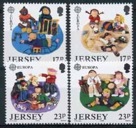 Jersey, michel 576/79, xx