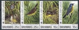 Bahamas, michel 866/69, xx