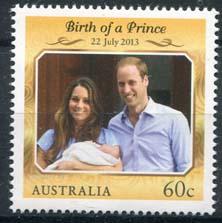 Australie, michel 3987, xx
