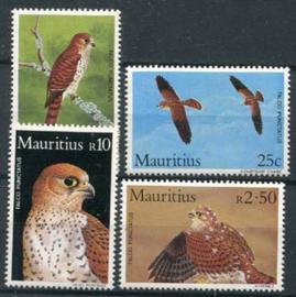 Mauritius, michel 579/82, xx