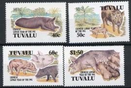 Tuvalu, michel 709/12, xx