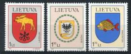 Litouwen, michel 774/76, xx