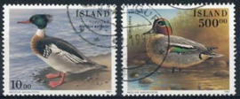 IJsland, michel 862/63, o
