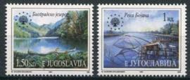 Joegoslavie, michel 2676/77, xx