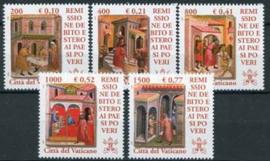 Vatikaan, michel 1381/85, xx