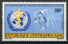 Centrafricain, michel 309, xx