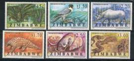 Zimbabwe, michel 593/98, xx