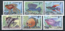 Bulgarije, michel 4049/54, xx