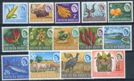 S.Rhodesie, michel 94/107, xx