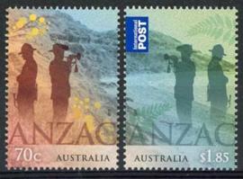 Australie, michel 4281/82, xx