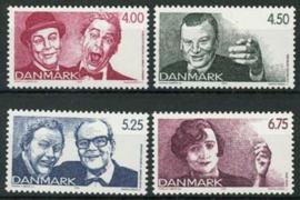 Denemarken, michel 1215/18, xx