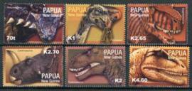 Papua N. Guinea, michel 1045/50, xx