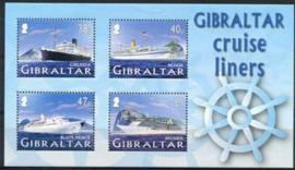 Gibraltar, michel blok 67, xx