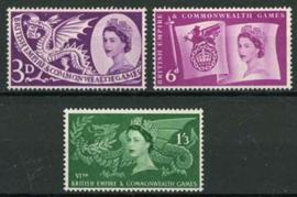 Engeland, michel 303/05, xx