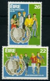 Ierland, michel 575/76, xx