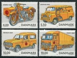 Denemarken, michel 1312/15, xx