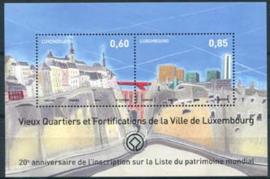 Luxemburg, michel blok 34, xx