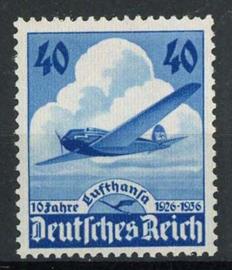 Duitse Rijk, michel 603, xx