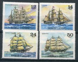 Samoa, michel 403/06, xx
