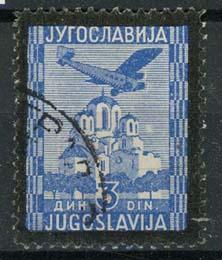 Joegoslavie, michel 299 , o