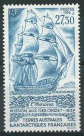 Antarctica Fr., michel 339, xx