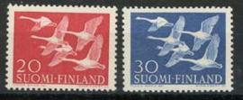Finland, michel 465/66, xx